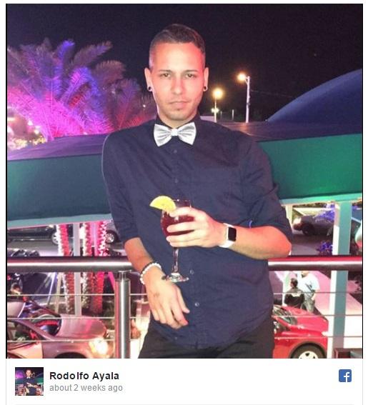 Rodolfo Ayala-Ayala