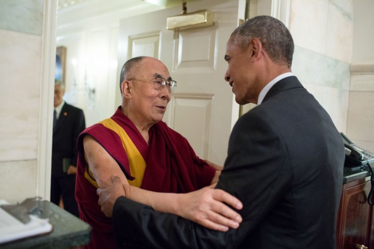 Dalai Lama, Barack Obama