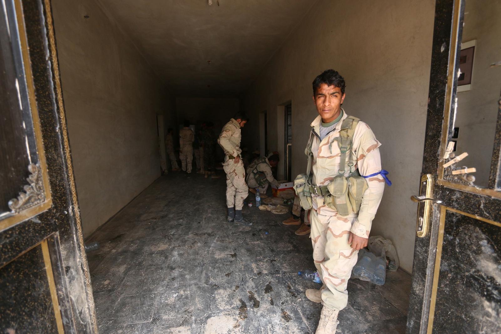 Syria, Manbij, ISIS
