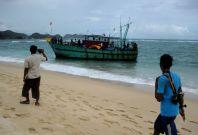 Sri lankan migrants