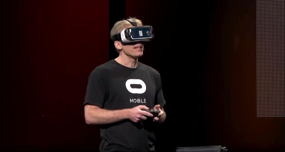 John Carmack E3 2016