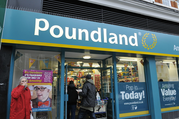 Poundland reports an 83.7% drop in annual pre-tax profits despite increase in total sales