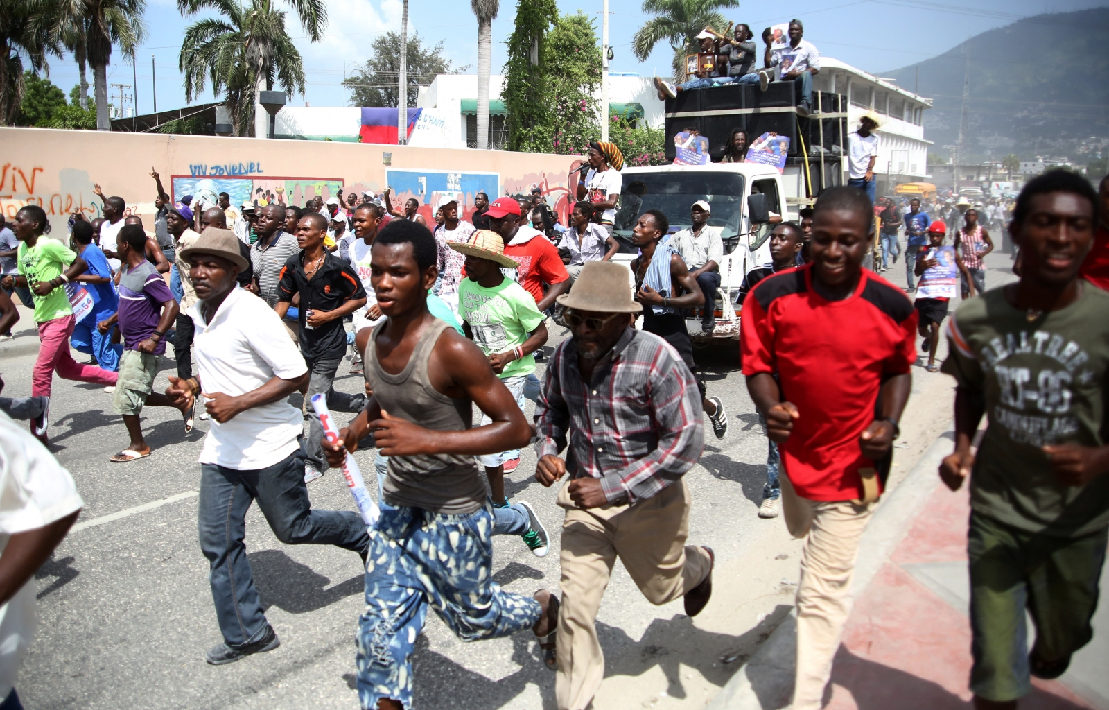 Haiti unrest