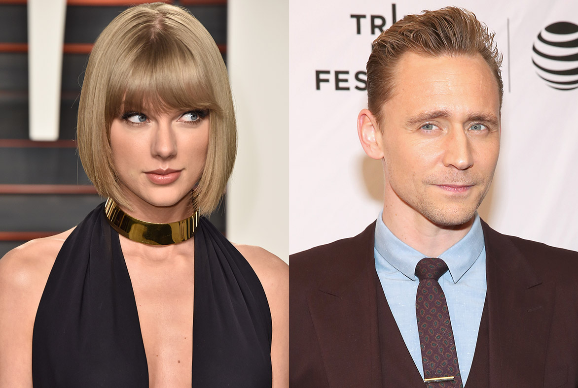 Taylor Swift Tom Hiddleston