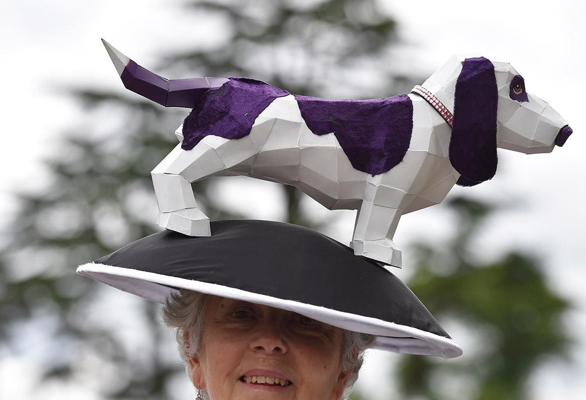 Ascot 2016 hats