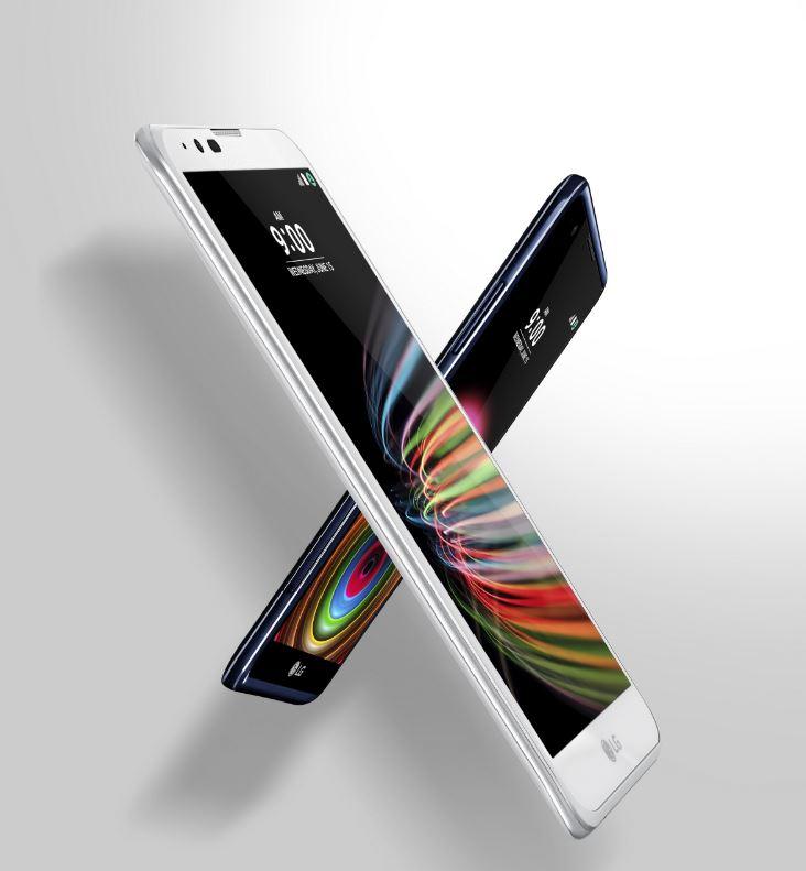 LG announces four X series phones