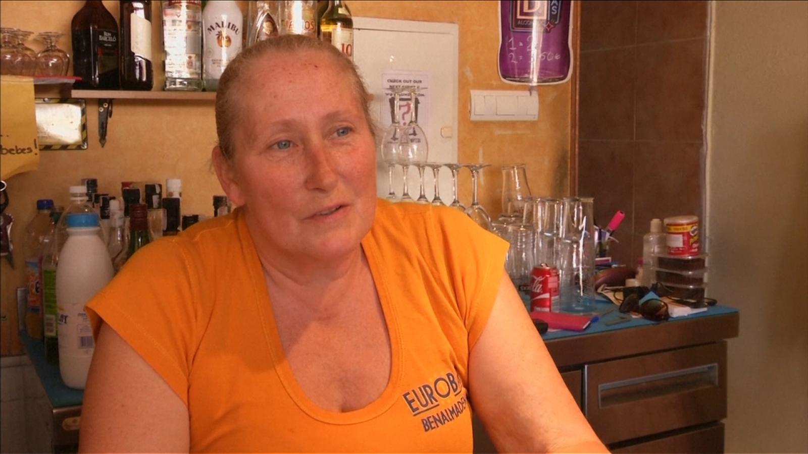 Joanne Rimmer, Owener of the Euro Bar