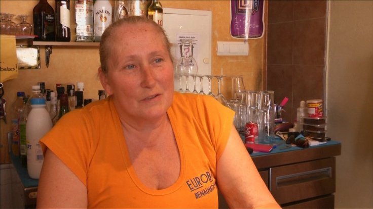 Joanne Rimmer, Owner of the Euro Bar