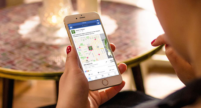 Facebook launches Local Awareness ads