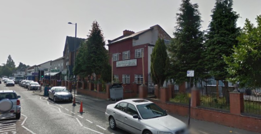 Birmingham Islamic school