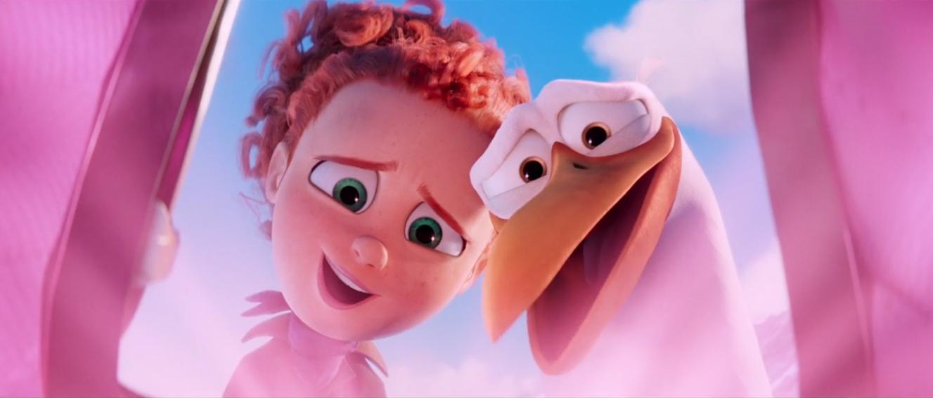 Storks Movie