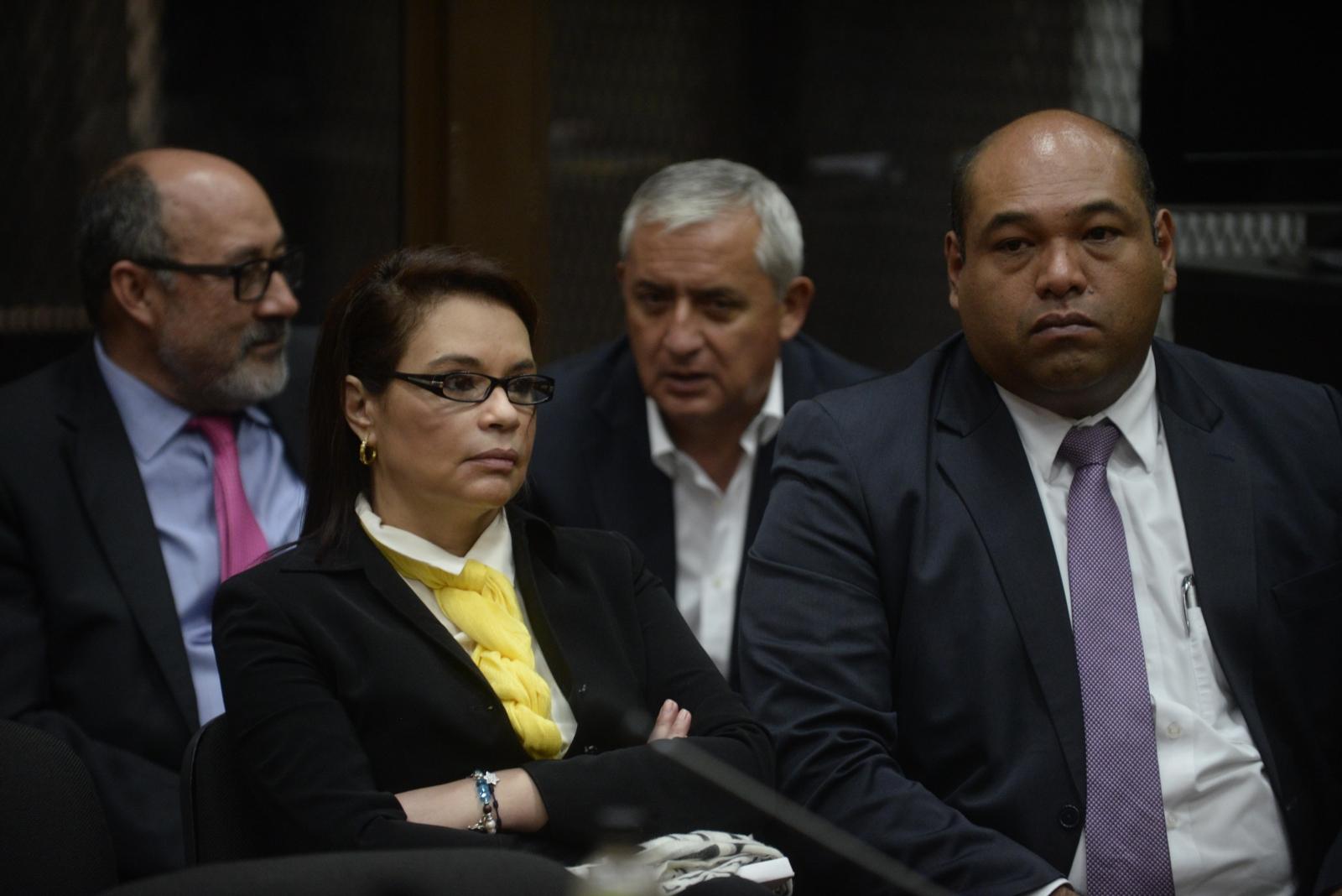 Guatemala graft case