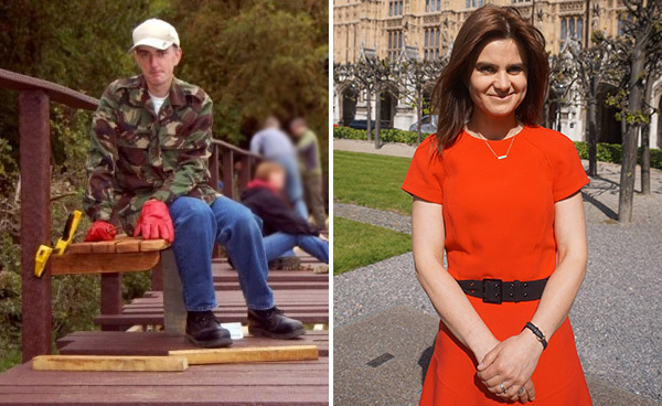 Tommy Mair Jo Cox