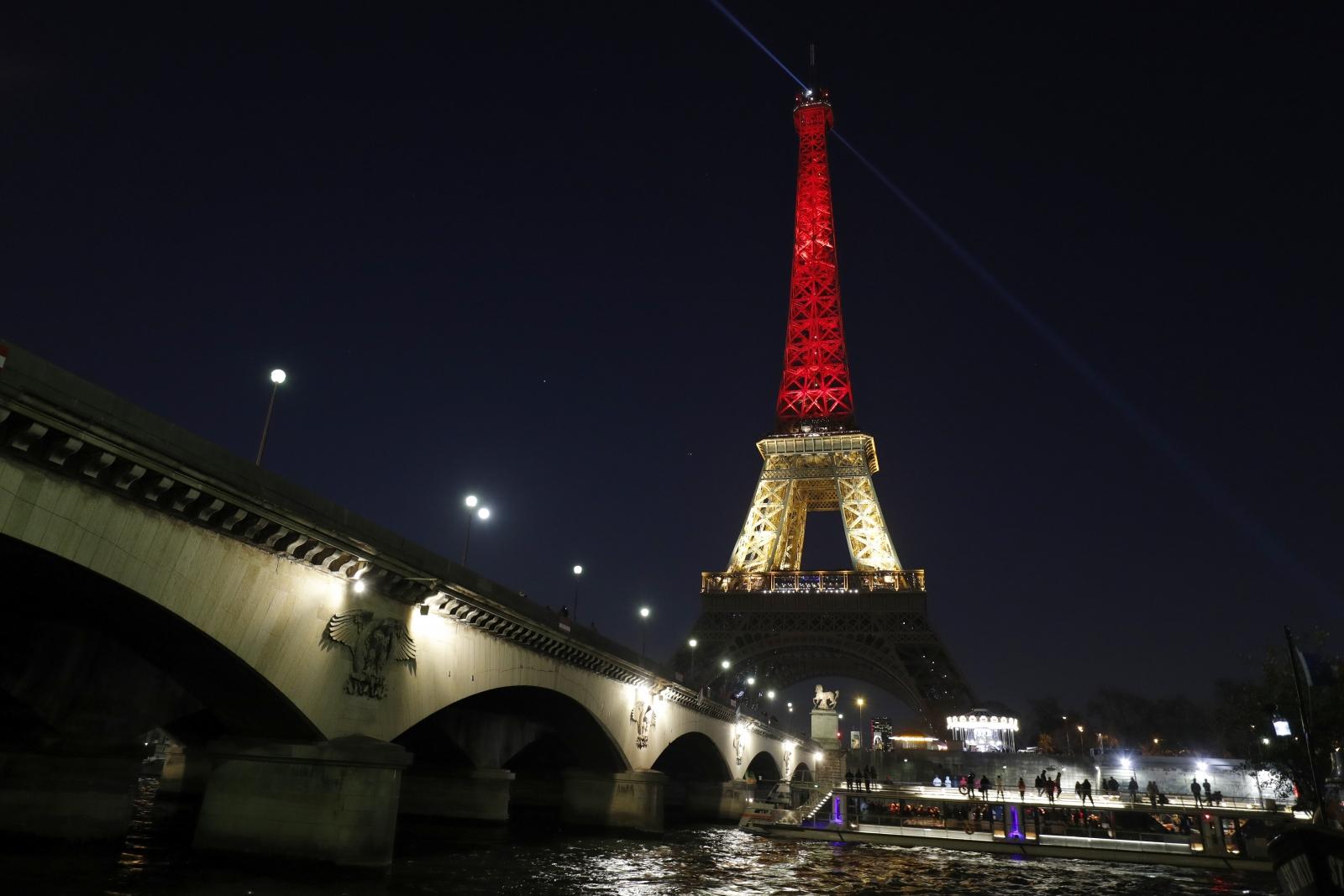 November 2015 Paris attack