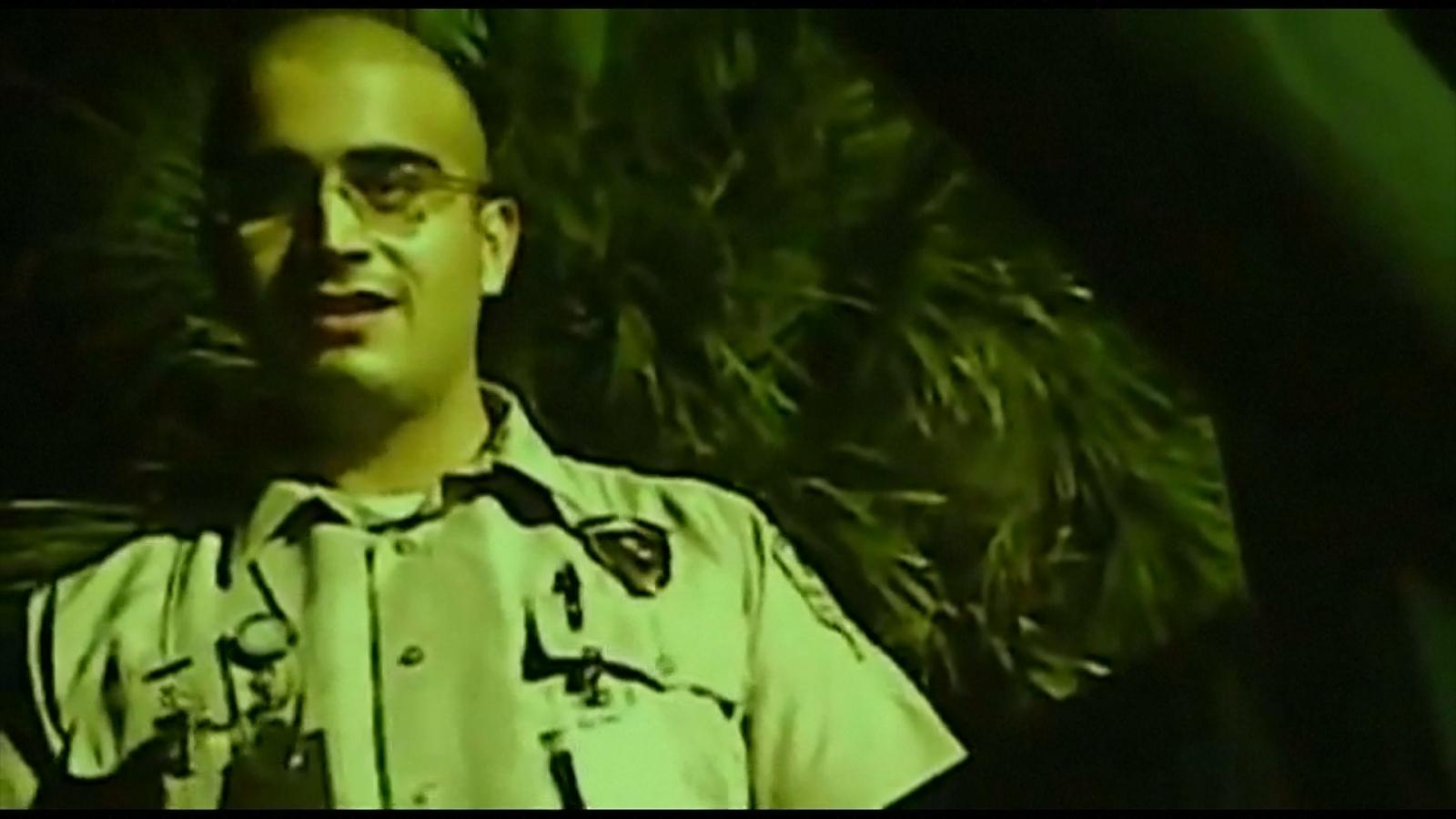 Orlando Gunman appears in BP documentary