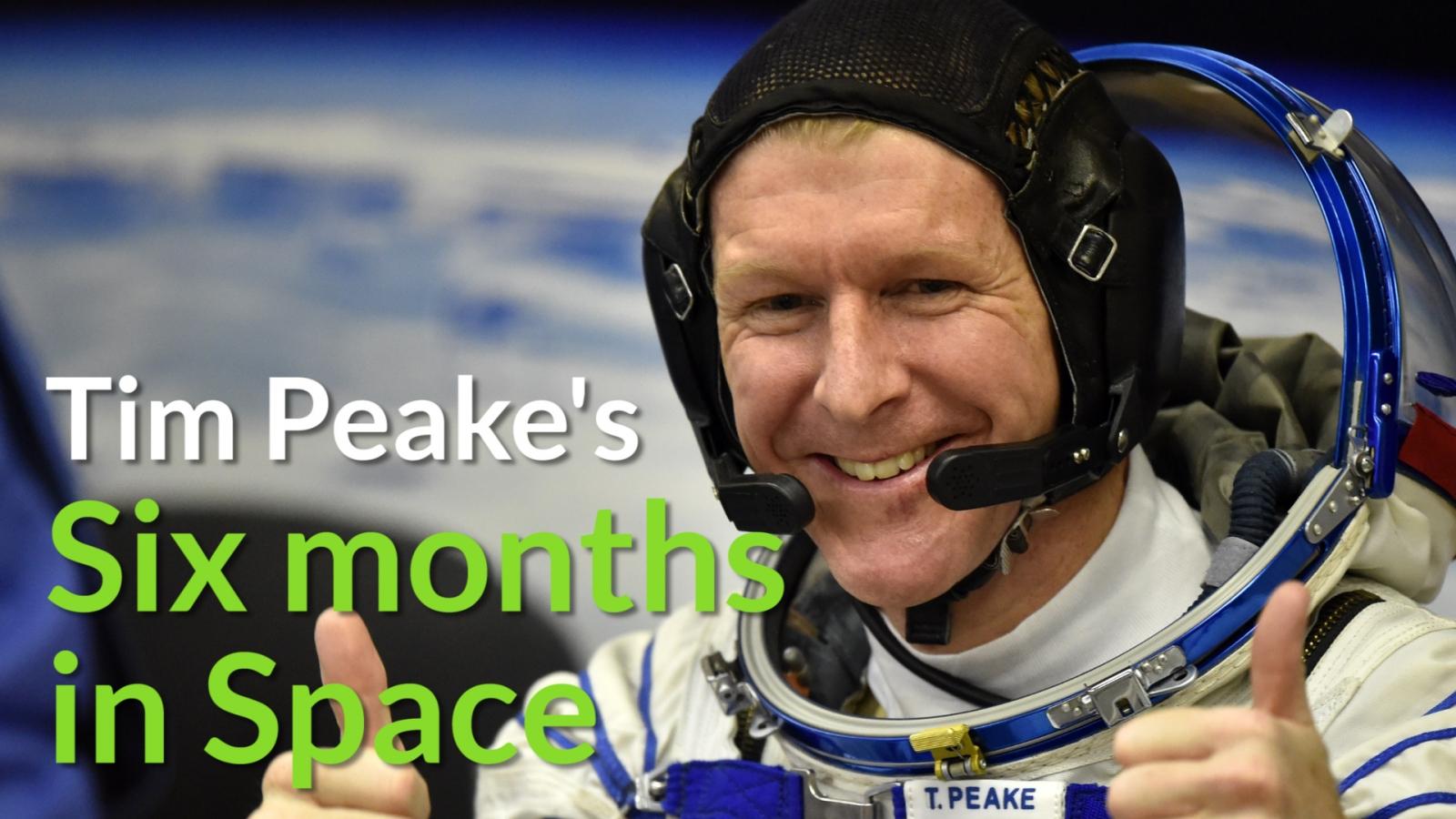 Best of Tim Peake