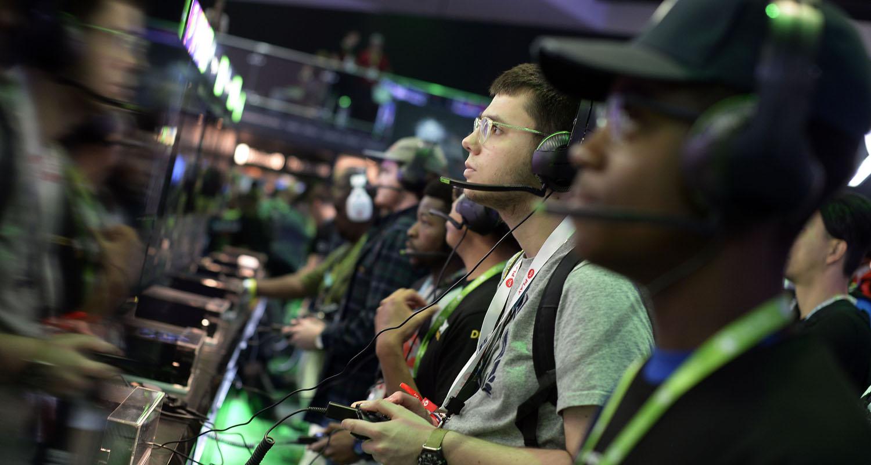 E3 2016 Gamers