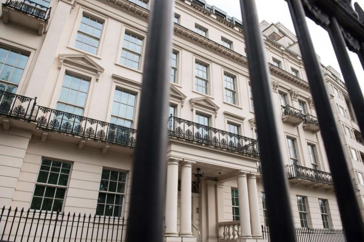 London prime property prices housing