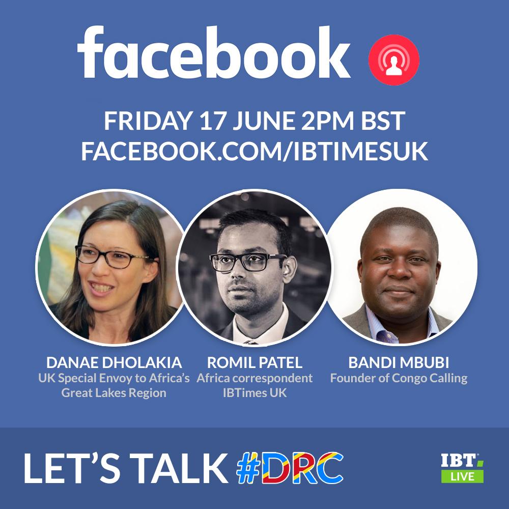 Let's talk DRC