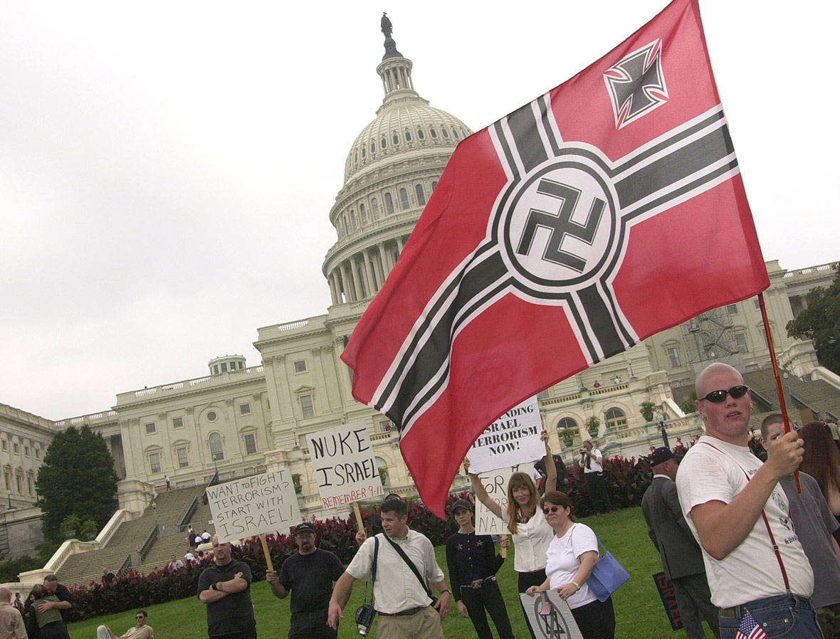 National Alliance neo-Nazi