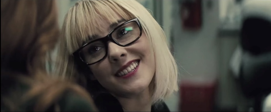 Jena Malone in Batman v Superman