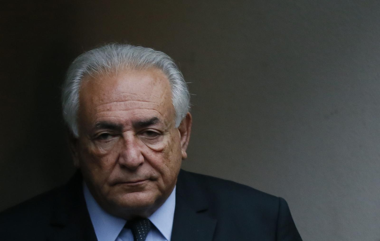 Dominique Strauss-Kahn in 2015