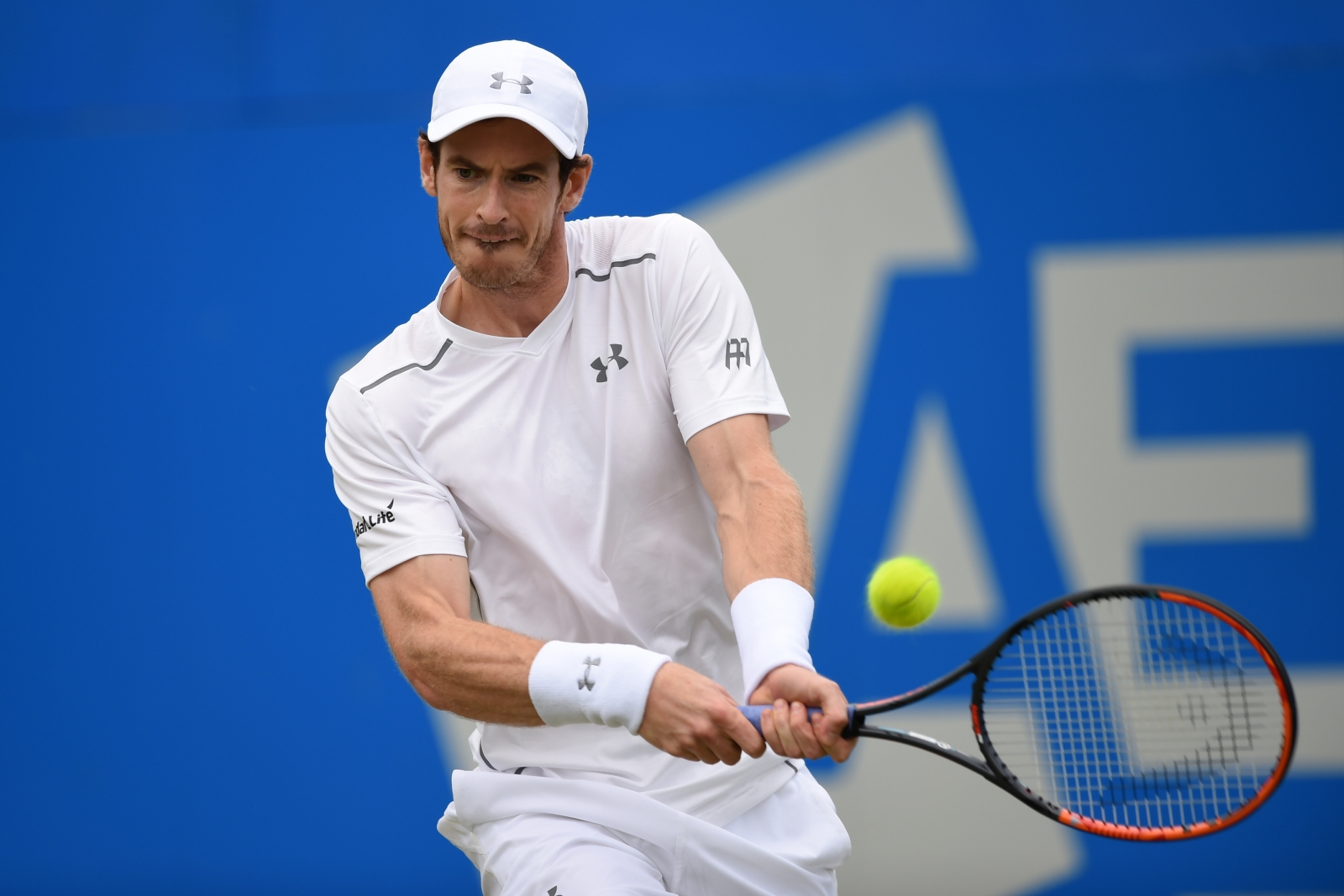 Murray eases into Queen's Club quarterfinals