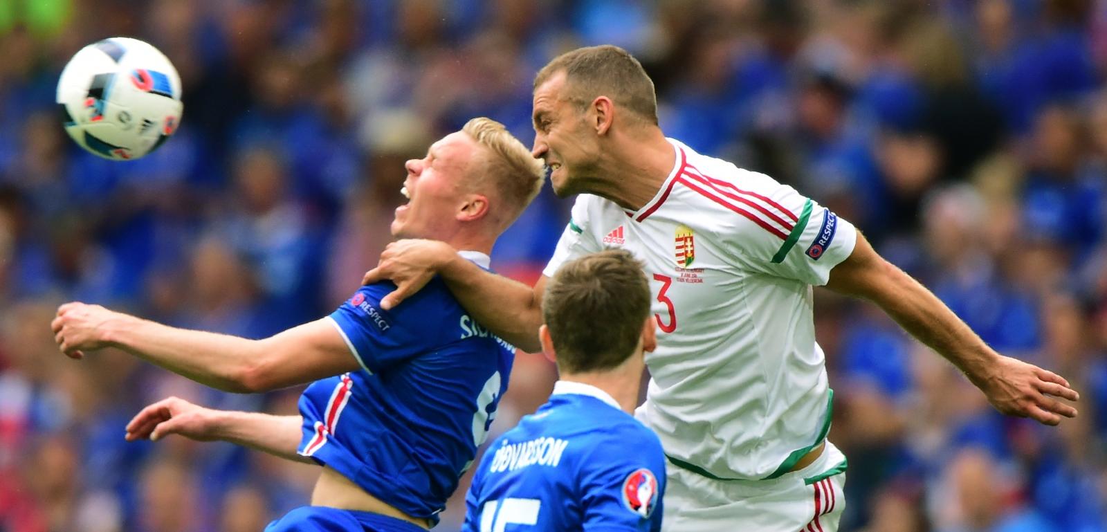 Iceland vs Hungary