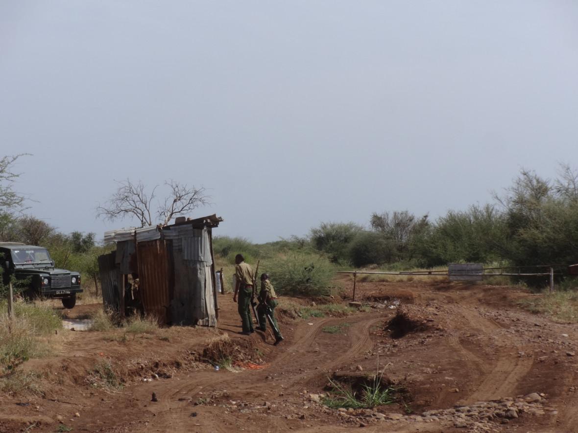 South Sudan and Kenya border