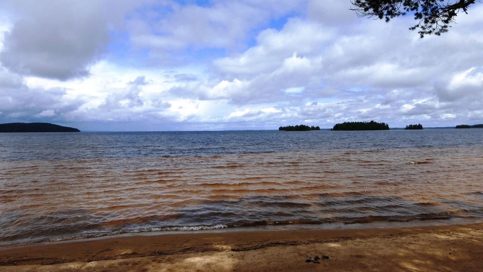 Lake Syamozero