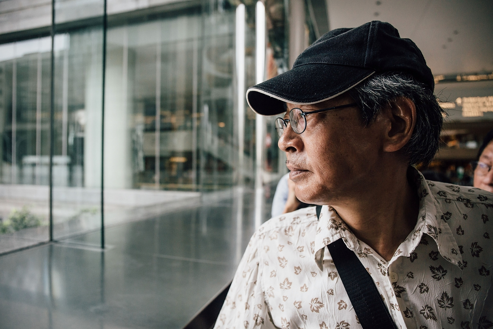 Released Hong Kong Bookseller Lam Wing Kee