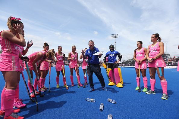 womens hockey champions trophy 2016