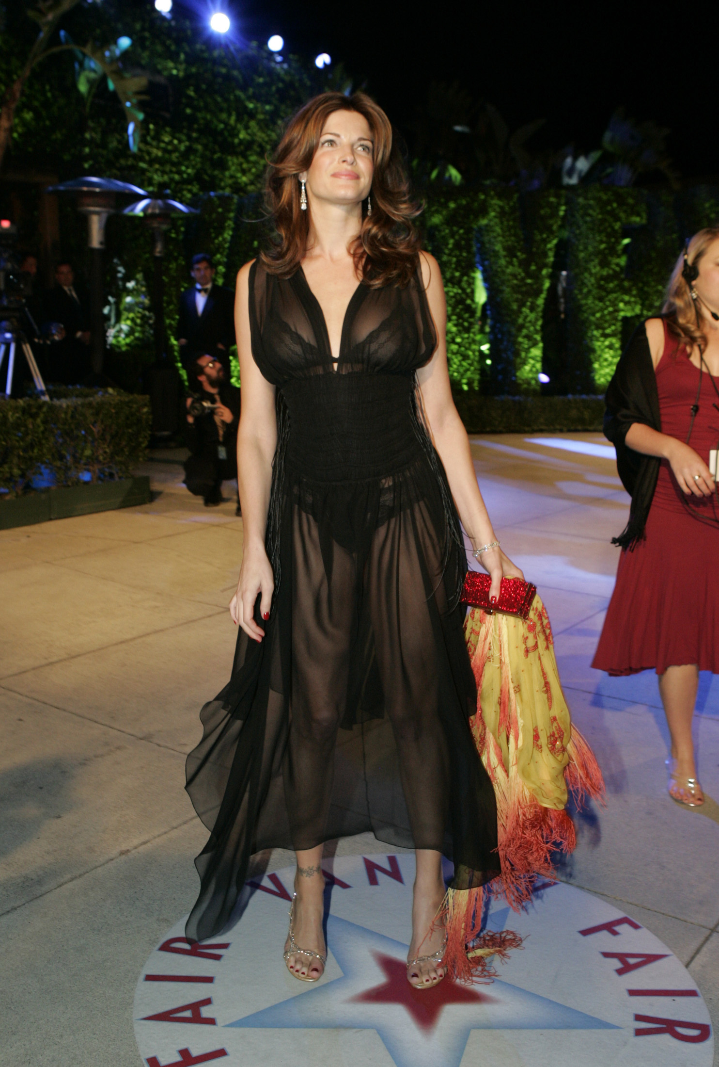 Cant Believe She Is 49 Fans In Awe Of Stephanie Seymour -1395