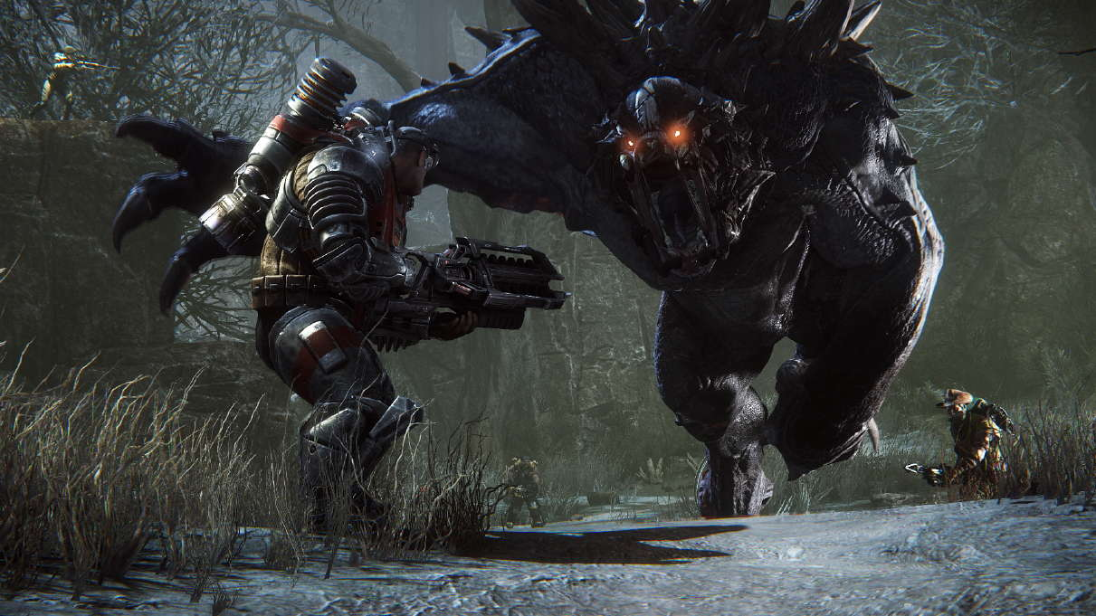 Evolve Free-to-Play PC Beta Starts Tomorrow