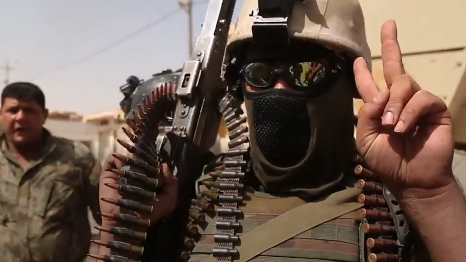 Iraqi soldiers take back Fallujah from ISIS