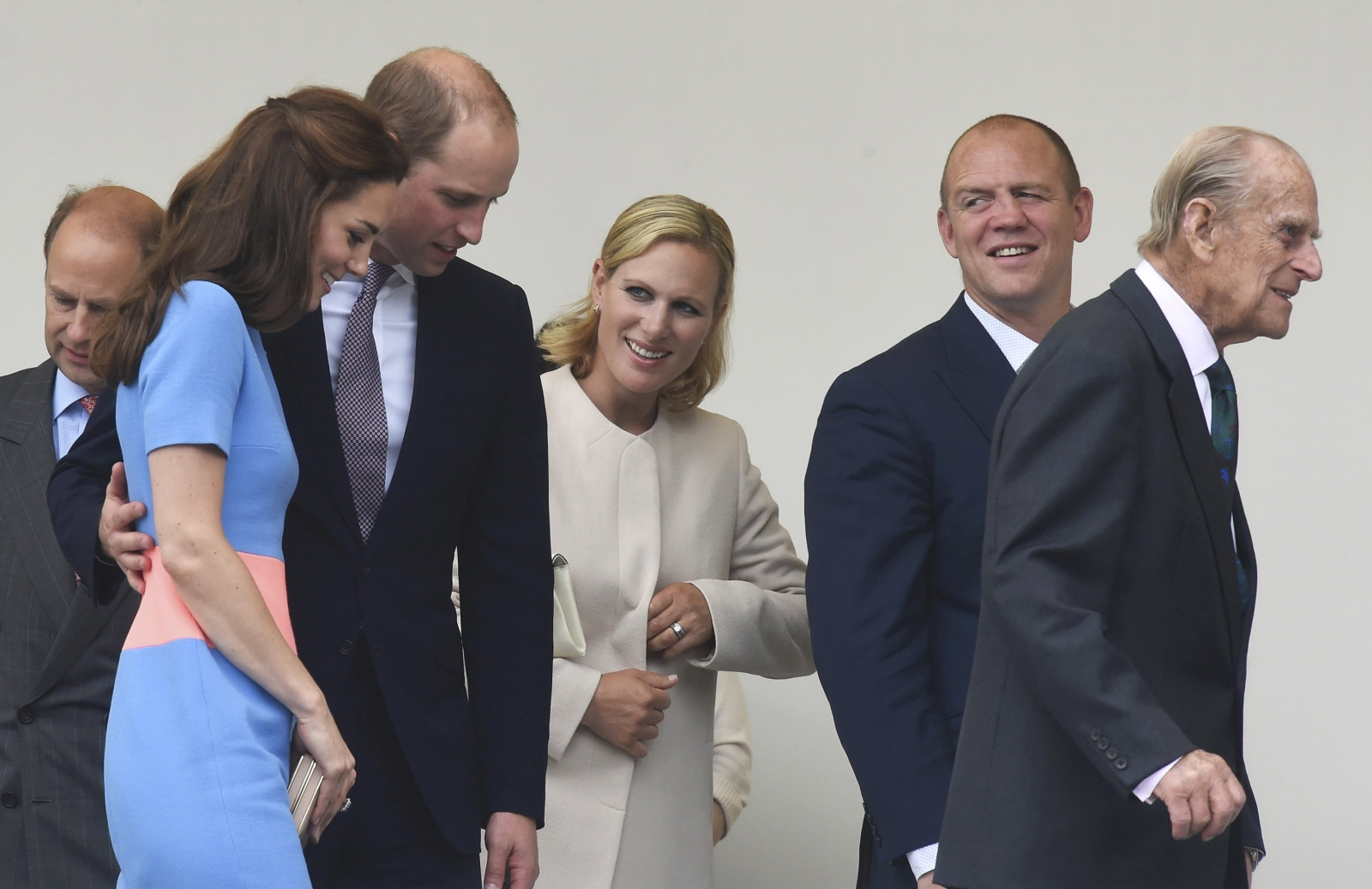 kate middleton zara phillips