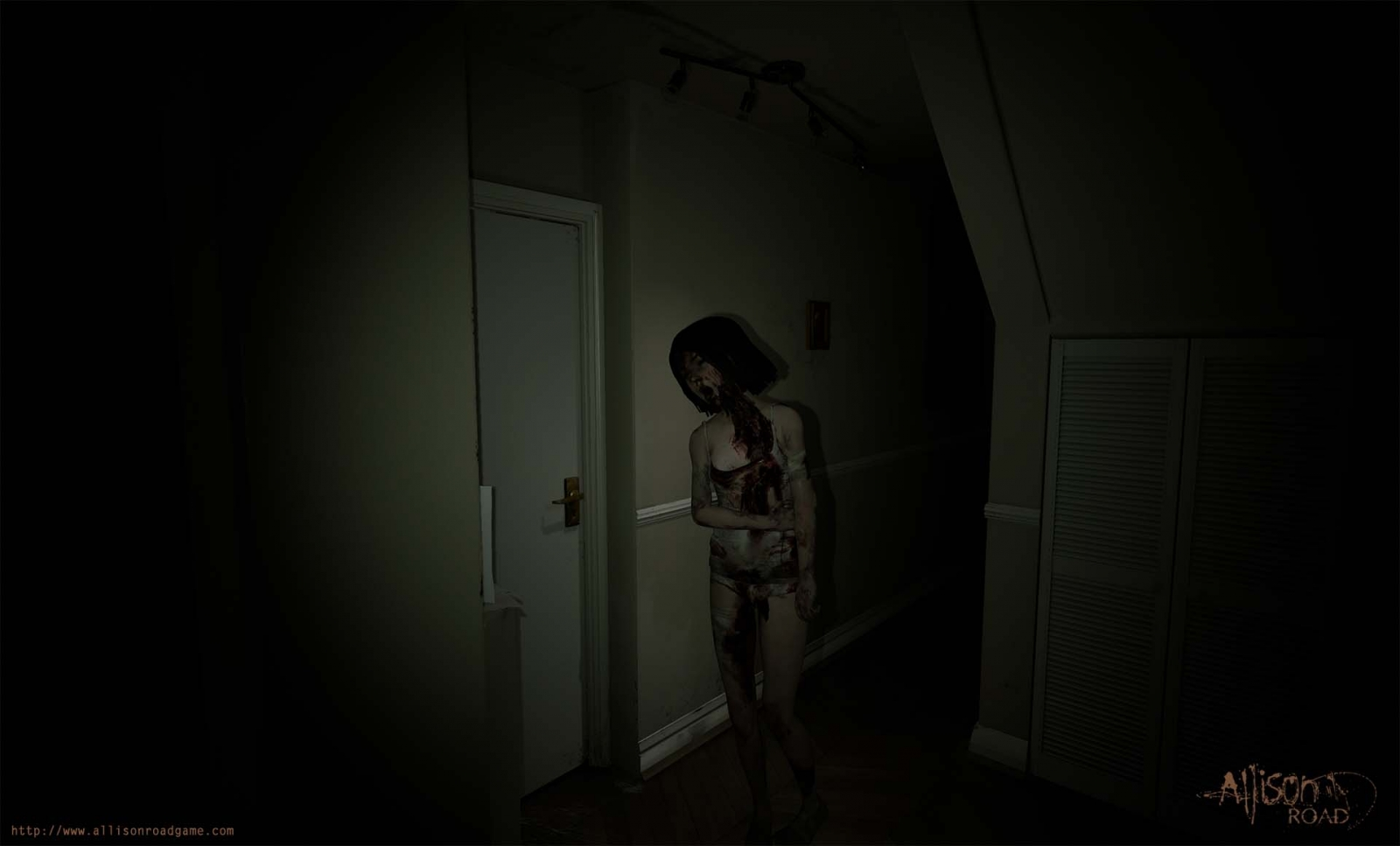 Allison Road gameplay