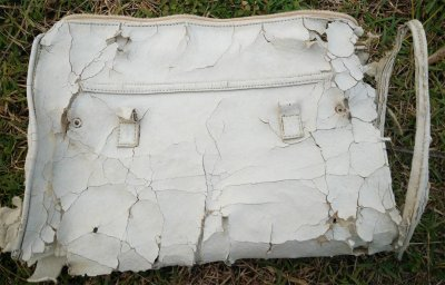 MH370 items found on Madagascar beach