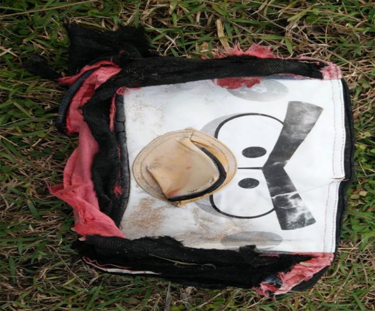 MH370 items found on Madagascar beach