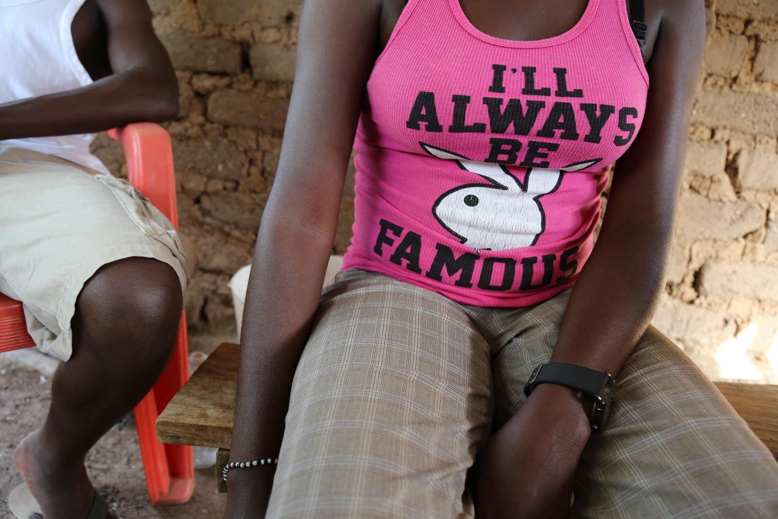 Ugandan LGBT in Kakuma refugee camp