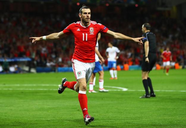 Gareth Bale now has three goals