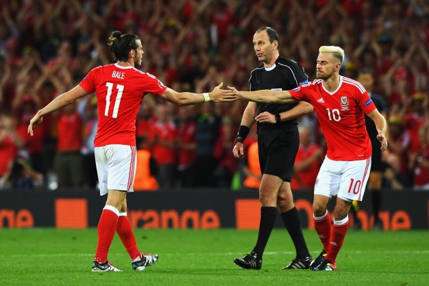 Wales enjoyed a night to remember
