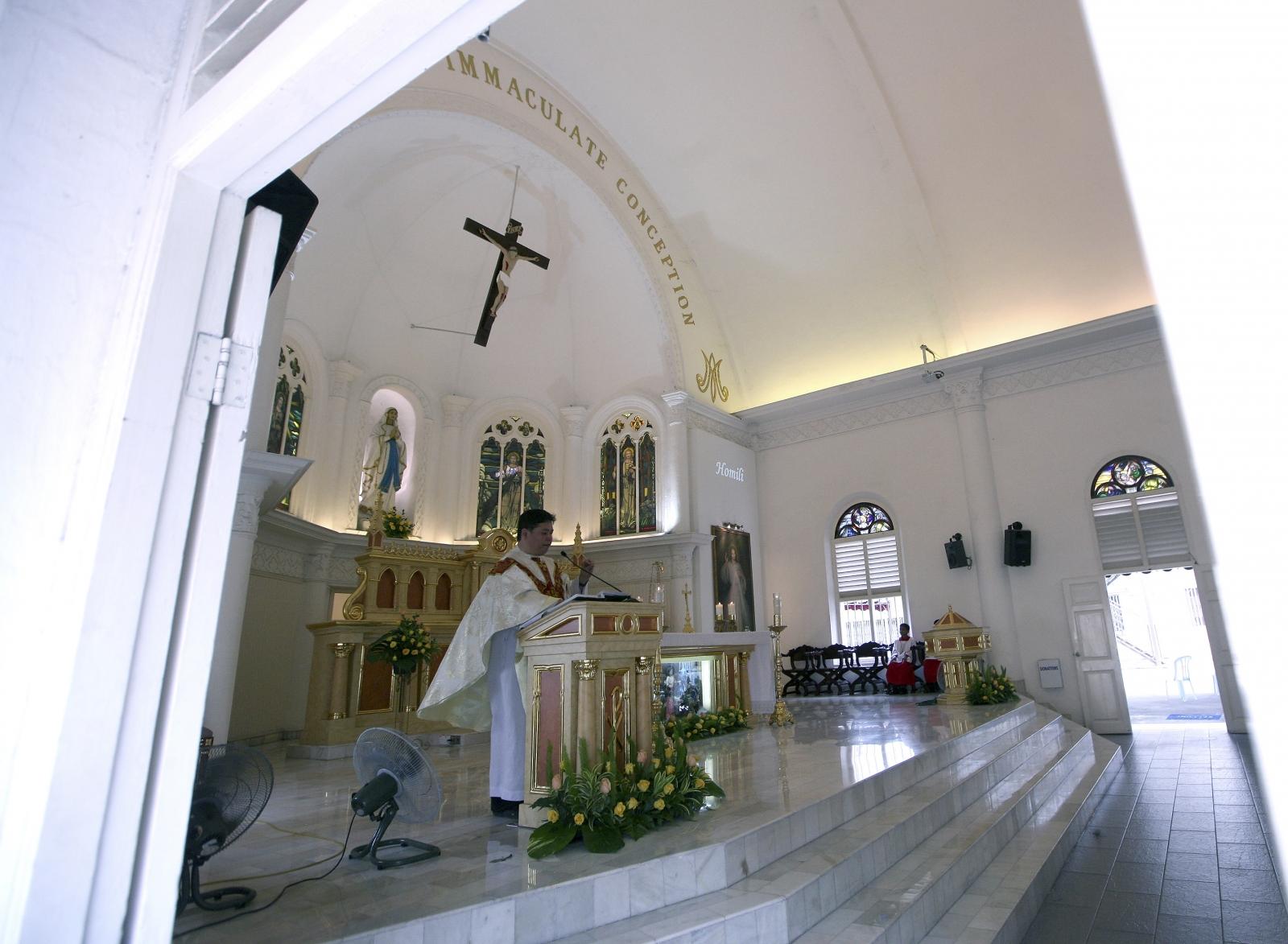 Church in Malaysia