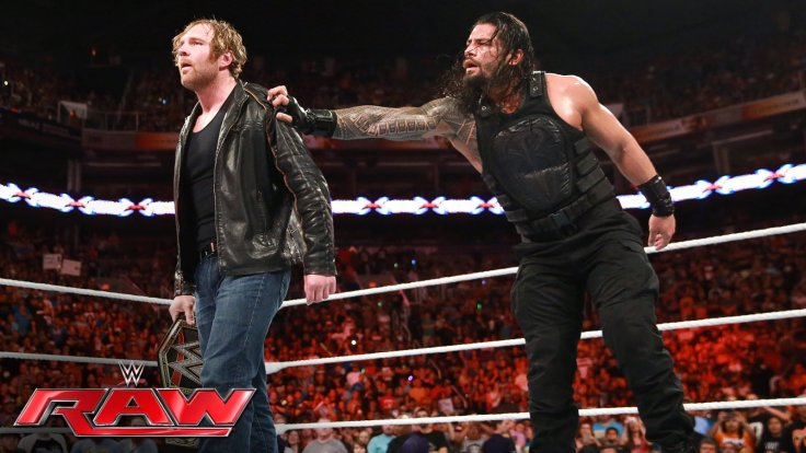 Sunday night raw 9 - 2 10