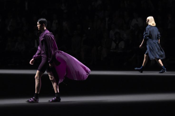 versace prince show