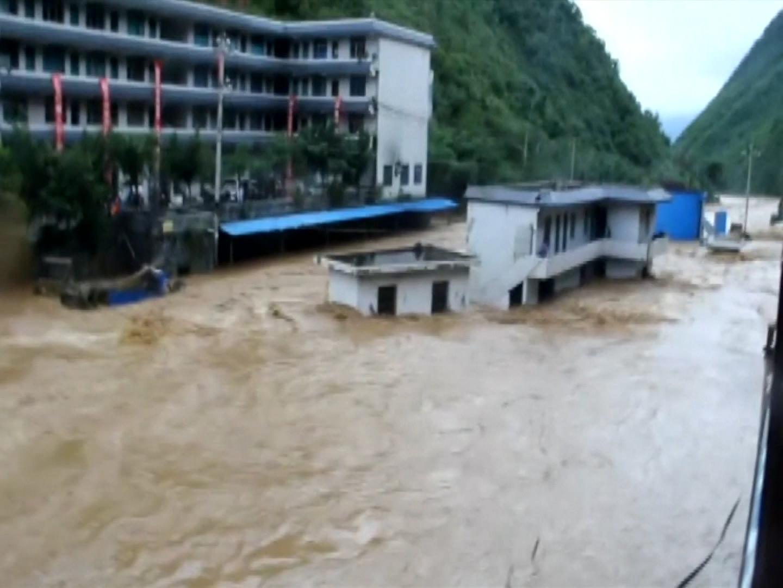 South China flooding