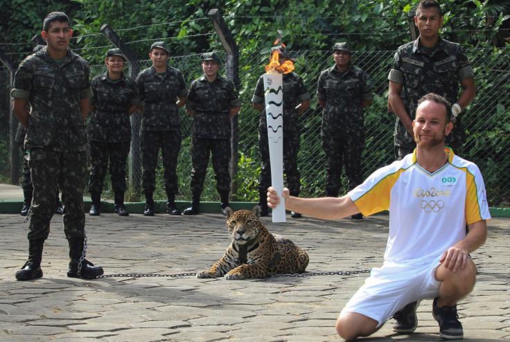Jaguar Rio Olympics