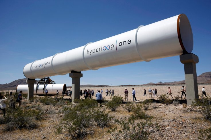 Hyperloop planned for Moscow