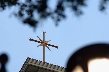 Scientology cross