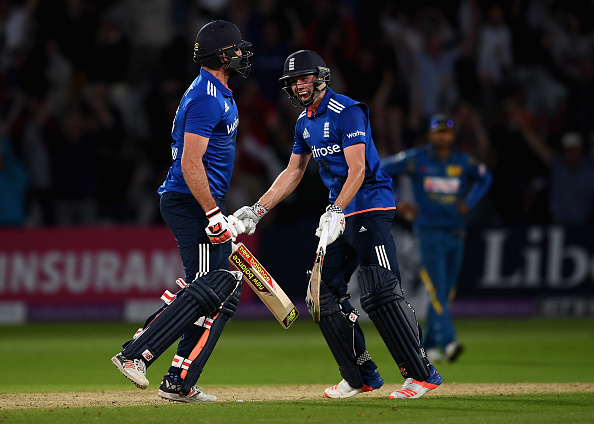 The Hales-Roy show sinks SL